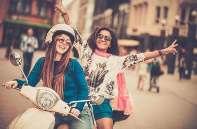 Städtereise für Zwei in eine Shopping-Metropole