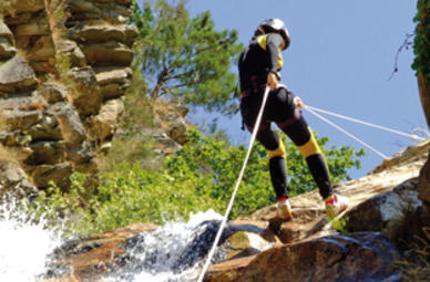 "Canyoning Ganztagestour in Koe""tschach-Mauthen (K""ärnten)"