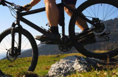 Mountainbike Tour in Steinach (Thüringen)