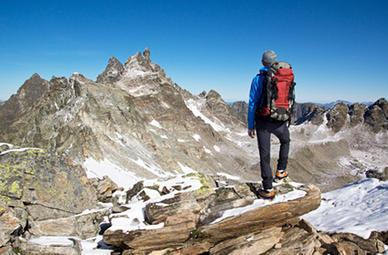 Hochtour gehen in Kals am Grossglockner (Tirol)