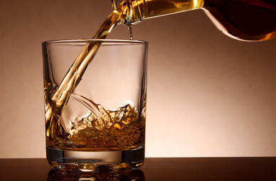 Whisky-Spezialit�ten Tasting