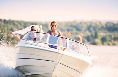Motorboot Tour in Speyer (Rheinland-Pfalz)