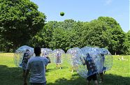 Bubble Football - Dresden