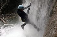 Canyoning Halbtagestour - H�selgehr/Alach