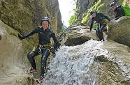 Canyoning - Weißenbach am Attersee