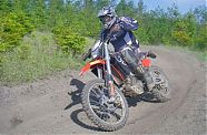 Enduro Offroad Training - Wimpassing an der Leitha