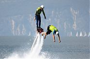 Flyboarden - W�rth
