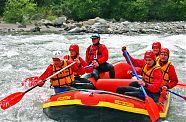 Rafting - Ainet