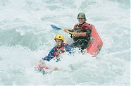 Rafting - Matten bei Interlaken