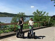 Segway Tour Essen - Baldeney See - maxi