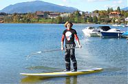 Stand Up Paddling - Egg am Faaker See