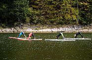 Stand Up Paddling - Grundlsee