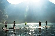 Stand Up Paddling - Obertraun