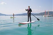 Stand Up Paddling - Ossiach