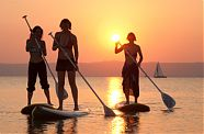 Stand Up Paddling - Podersdorf am Neusiedlersee