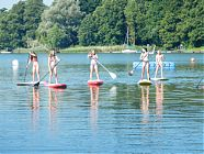 SUP - Stand Up Paddle - Schnupperkurs