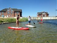 SUP - Stand Up Paddle - Verleih