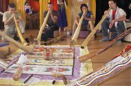 Workshop Didgeridoo spielen - Au an der Donau