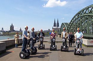 segway tour k ln jollydays geschenke. Black Bedroom Furniture Sets. Home Design Ideas
