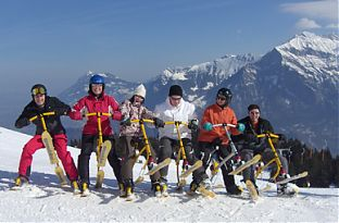 Snowbike Workshop - Bad Ragaz
