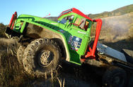 Rallye Truck Offroad fahren