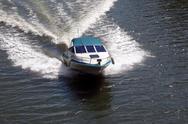 Speedboat fahren