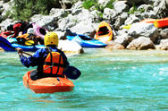 Wildwasserkajak Kurs