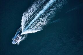 RIB Speedboot fahren