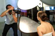 Fotoshooting Coverstar for a d...