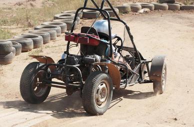 Cross Buggy fahren