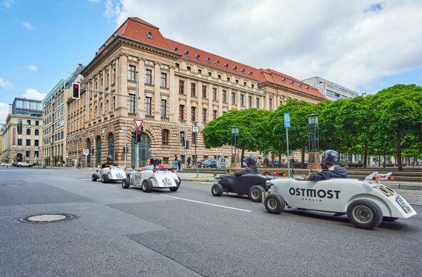 Hot Rod Tour in Wien