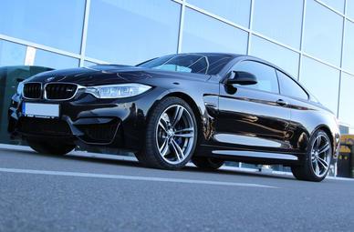 BMW fahren