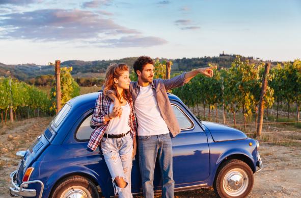 Erlebnis buchen Steirische Weinstrassen für Zwei Raum Leibnitz Steiermark blauer-urlaub.de