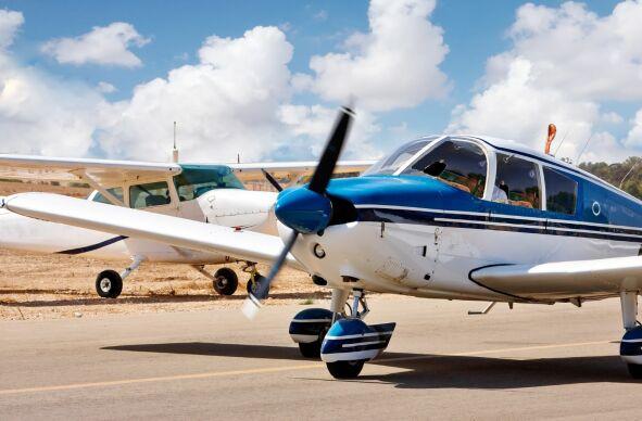 Flugsport in Augsburg