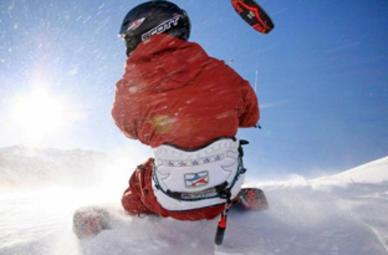 Snowkite-kurs