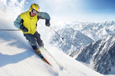 Skikurs in Lenggries