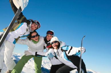 Skikurs Wochenende in Lenggries