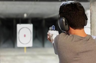 Schieß-Training