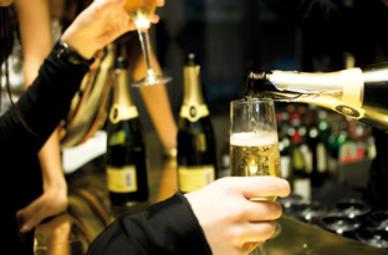 Champagner, Sekt und Co