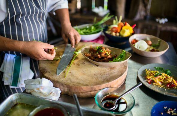 Kochkurs Asiatische Küche (Onlinekurs)