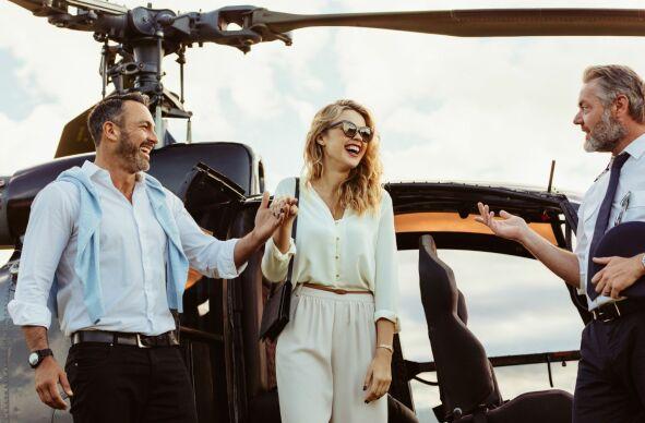 Gourmetflug in Bad Ischl