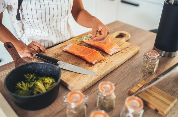 Fisch und Meeresfrüchte Kochkurs in Nürnberg
