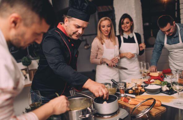Kochkurs Italienische Küche in Norderstedt