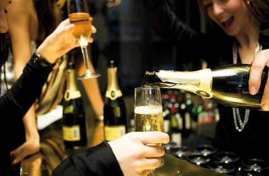 Champagner, Sekt und Co in Köln