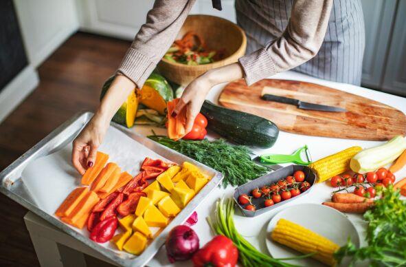 Kochkurs Gesunde Küche in Baden