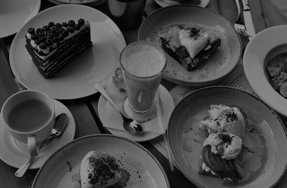 Frühstück in the Dark