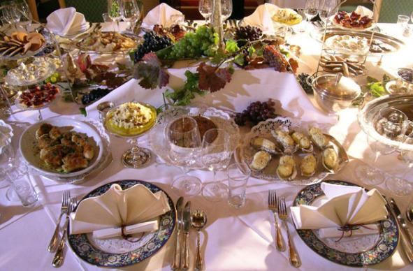 Dinner Historique in Mauerbach bei Wien