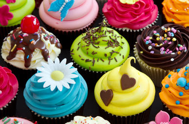 Cupcake Workshop in Hamburg