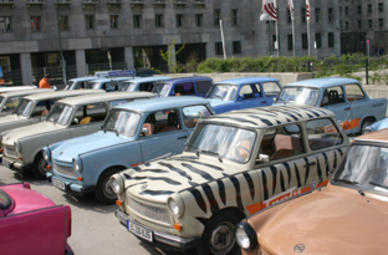 Trabi Tour in Berlin