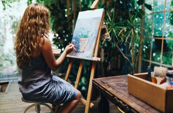 Workshop Kreatives Malen